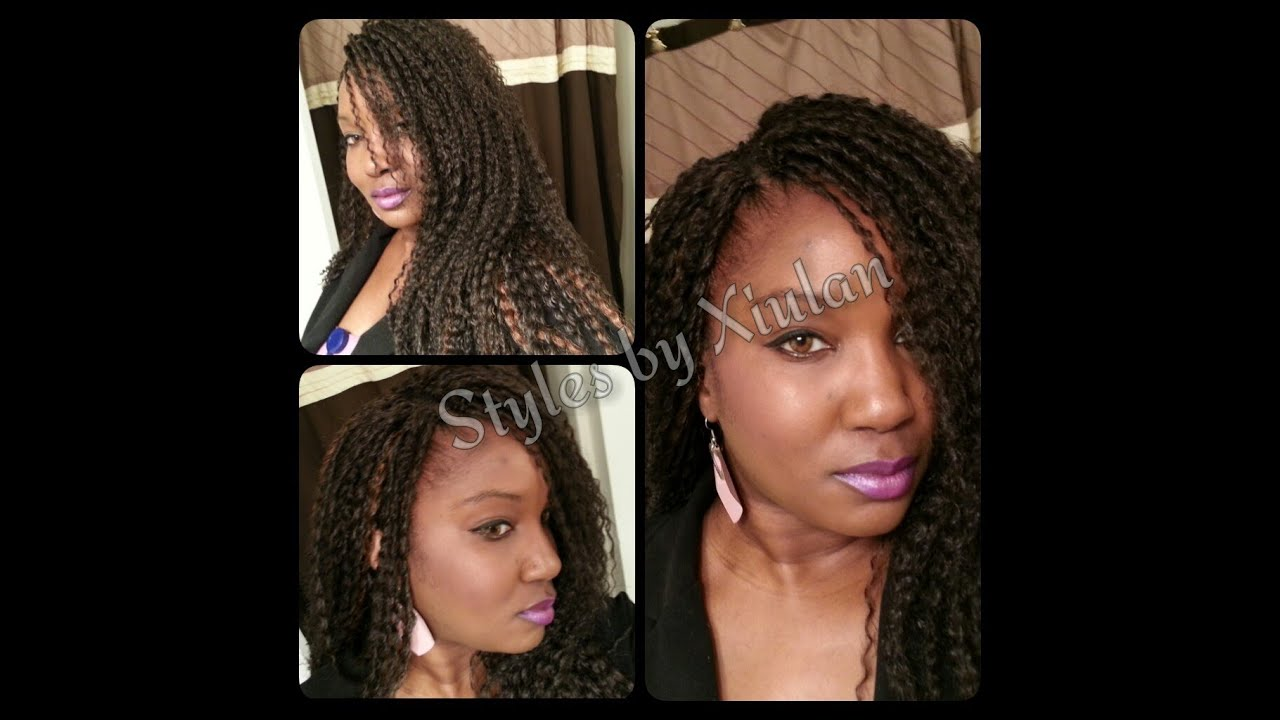 Crochet Hair With Bangs : Crochet Braids With Bangs Pattern - Braids