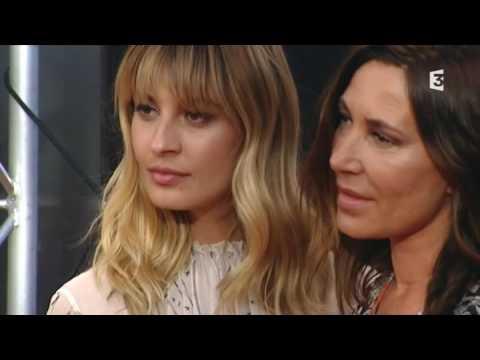 Revivez l'arrivée des stars sur le tapis rouge du festival International du film policier de Beaune