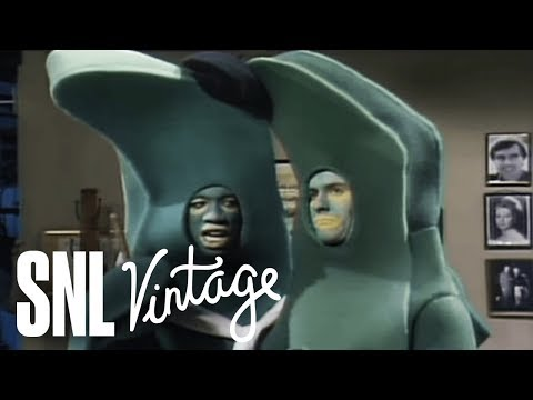 The Gumby Story - SNL