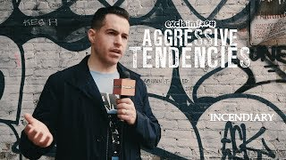 Brendan Garrone on playing Aleister Black's song at WWE NXT with Code Orange | Aggressive Tendencies