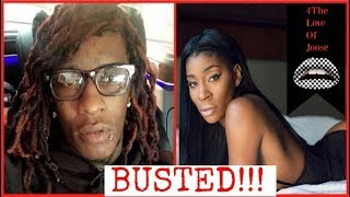 Young Thug cheats on his fiance with HER BESTFRIEND!!