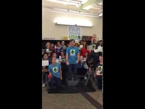 Fair Trade USA  Ice Bucket Challenge