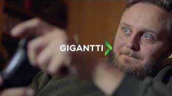 Gigantti - Osta ja kokeile (2018)