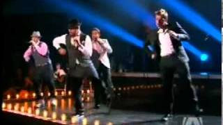 NKOTBSB - I Want It That Way & Step By Step no Dancing With The Stars