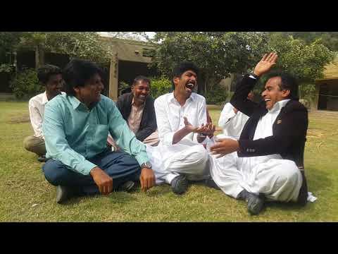 Comedy kings ali gul mallah sohrab somro funny conversation with   funny asghar khoso  thumbnail