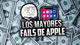 🤔TOP MAYORES FAILS DE APPLE | MAYORES ERRORES DE APPLE