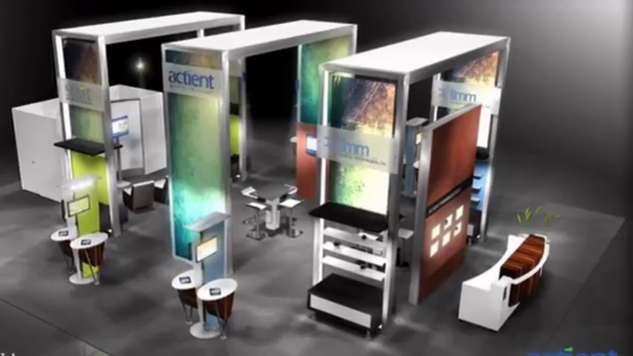 Exhibition Stand Builders Usa : Exponents exhibition and trade show stand builder