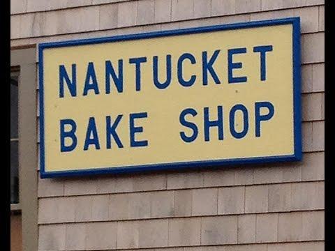 Nantucket Bake Shop • Nantucket