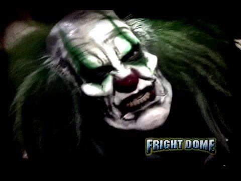 Rigormortis Fright Dome Clown Youtube