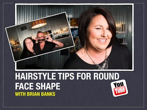 hairstyle-tips-for-round-face-shape-with-brian-banks