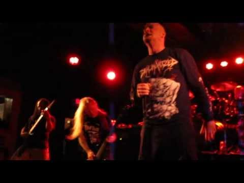 Suffocation \w/ John Gallagher \m/- Mass Obliteration