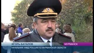 С Северного Кавказа в Мурманск вернулся сводный отряд УМВД