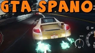 GTA Spano Need for Speed 2014