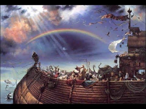 21.YÜZYIL ŞİFRELERİ-NUH'UN GEMİSİ VE TUFAN OLAYININ SIRRI, KAYIP AHİD SANDIĞI NEREDE?