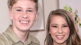 The Truth About Bindi Irwin's Relationship With Her Brother