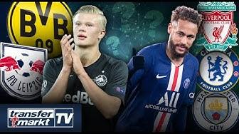 Haaland vor Wechsel in die Bundesliga? – Premier League-Trio jagt Neymar | TRANSFERMARKT