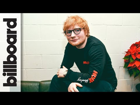 Ed Sheeran: Billboard's Artist of The Year & 'Shape of You' is The Hot 100 Song of The Year!