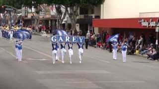 Garey HS - The High School Cadets - 2013 Arcadia Band Review