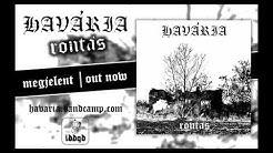 Havária - Rontás (full album)