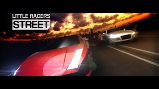 Little Racers STREET - Need for Speed von oben?! | Gameplay + Review
