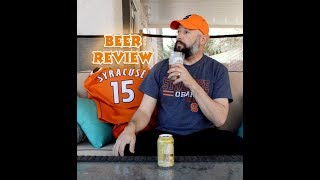 Mother Earth Boo Koo IPA Beer Review -- Syracuse - Bracket Buster - Bloopers