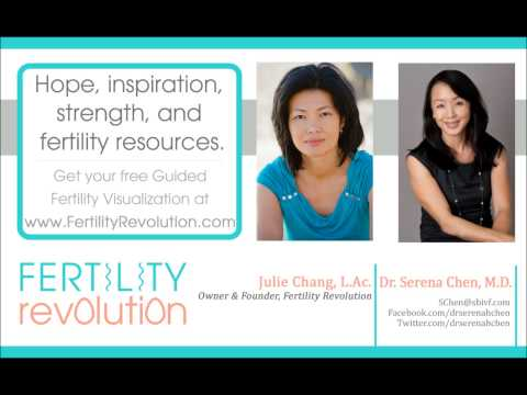 Empowering Fertility Patients with Knowledge -- Dr. Serena Chen