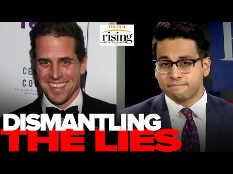 Saagar Enjeti DISMANTLES All The Medias LIES About The Hunter Biden Story