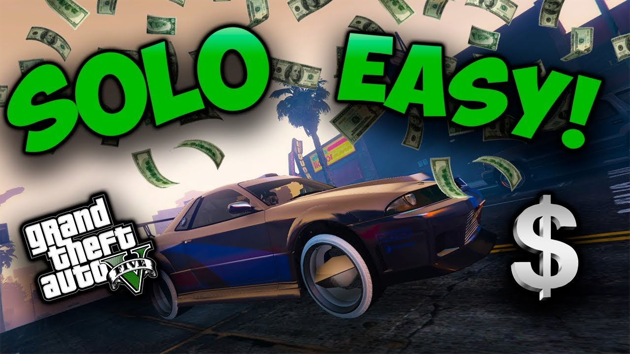 *EASIER SOLO MONEY GLITCH*GET RICH NOW*SOLO CAR DUPLICATION GLITCH*NO TIMING*GTA 5 ONLINE 1.44