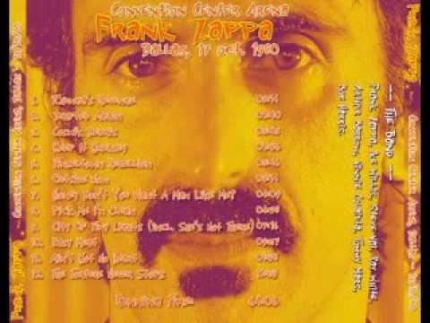 Frank Zappa Dallas 1980 (concert)