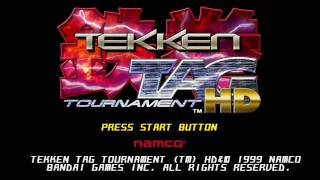 Tekken Hybrid: Tekken Tag Tournament HD PS3 gameplay - HD 1080p