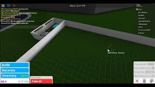 roblox bloxbrug Gebäude meine mans hon pt1