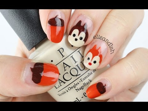 easy-disney-chip-n-dale-nails-for-fall!