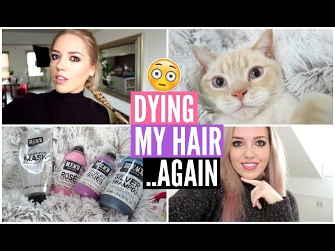Dying My Hair AGAIN + Travelling Back To Sheffield!
