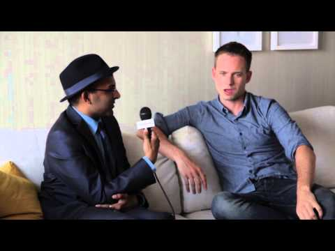 Murtz Jaffer Interviews SUITS' Patrick J. Adams