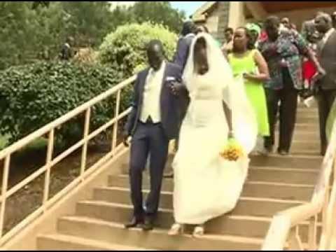 A & J  Wedding Show _ {Citizen TV}