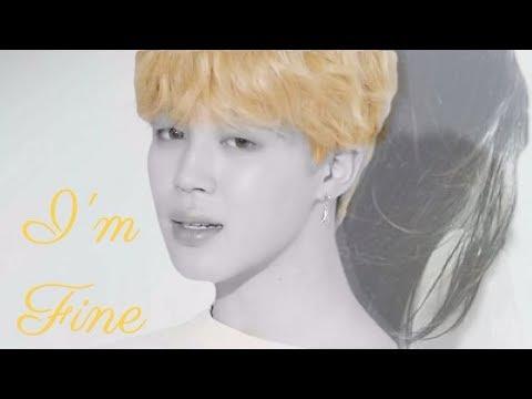 BTS FF [JIMIN] I'M FINE (ONE-SHOT)