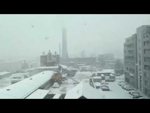 2013-03-18 Ljubljana weather