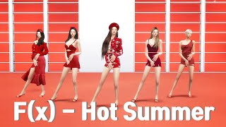 [SIMS4] F(x) - Hot Summer dance cover 심즈4 댄스 커버 영상