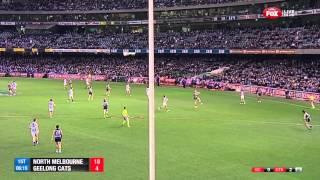 North Melbourne Football Club (AFL) - 1st Quarter vs Geelong