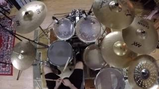 """""""A Little Piece of Heaven"""" by Avenged Sevenfold Drum Cover"""