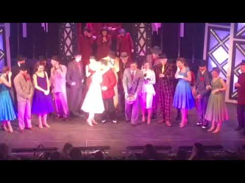 Guys and Dolls the marriage proposal