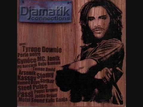 Metal Sound Tyrone Downie M Vigilant Rouge Djamati...