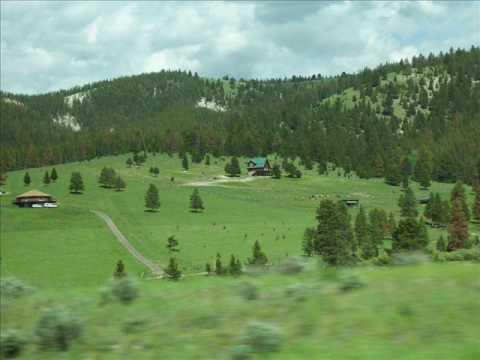 Montana Scenic Loop - Central Montana
