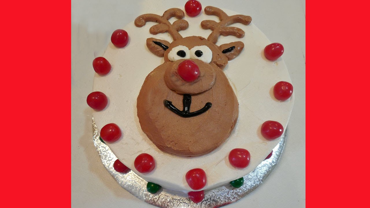 Rudolph The Red Nosed Reindeer Cake With Jill Youtube,Baby Drawer Organizer Ikea