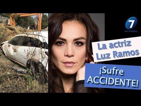 La Actriz Luz Ramos ¡Sufre ACCIDENTE! / Multimedia 7