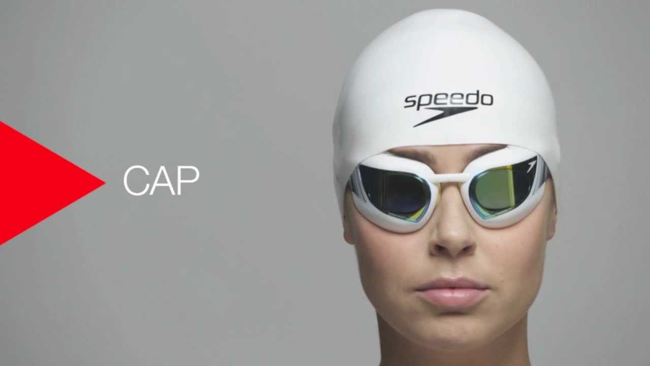 Speedo Fastskin3 - Cap Fitting Guide - YouTube bc5b49a72ce6