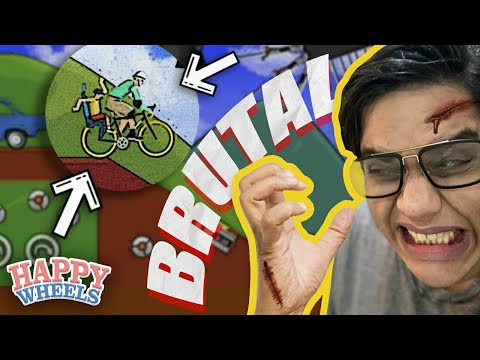 Anaat Bacha.exe - Happy Wheels Episode 1