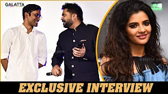 STR & Dhanush Project | Aishwarya Rajesh Reveals