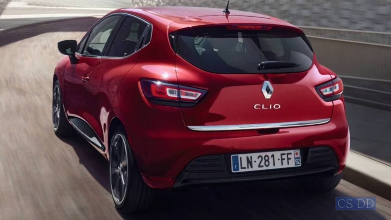 2017 renault clio facelift 1 5 dci 108hp youtube. Black Bedroom Furniture Sets. Home Design Ideas