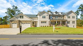 MUST SEE - 6 BDRM, 5.2 BATH HOME FOR SALE NW OF ATLANTA